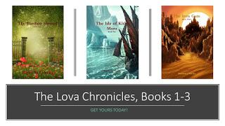Books I-III Promo